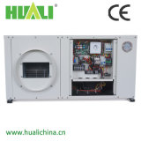 Condicionador de ar empacotado da bomba de calor do nascente de água