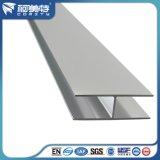 Perfis de alumínio da fonte da fábrica do ISO para a divisória do banheiro/toalete