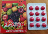 Comprimés complexes de chlorhydrate de pyridoxine en vitamine B6