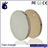 Aluminium High-End Qi Wireless Phone Charger Pad