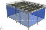 청결한 부스, GMP 청정실, 전자공학 공장 청정실 실험실 Cleanbooth를 위한 FFU를 가진 ISO4-8 청정실 프로젝트