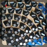 ディスクダイヤモンド円形の石花崗岩マーブル切削用の刃を見