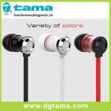 Tama TM-Ma101 Aluminiumlegierung-Draht-Steuerkopfhörer für Tablette-Mobiltelefon