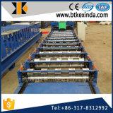 El aluminio de la azotea del frío de Kxd 840 esmaltó el rodillo del azulejo que formaba la máquina