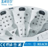 De Stralen Massage Hot Tub SPA van Monalisa voor het Zwemmen (m-3356)