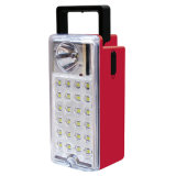 Blanco caliente Temperatura de color LED Linterna camping