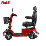 Scooter électrique compétitif de mobilité de présidence de roue de pouvoir de scooter de vente chaude