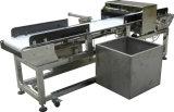 Detector de metales de la correa de Coneyor para el análisis de alimentos con la pantalla táctil