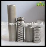 Патрон стрейнера/фильтра сетки нержавеющей стали Perforated