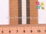Tessitura di nylon variopinta Tricolor di Twistde per la cinghia degli accessori del sacchetto