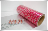 Papel de aluminio de Ptp para el empaquetado farmacéutico