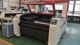 CCD 사진기 Laser 절단기 CNC 레이블 또는 로고 또는 가죽 또는 직물 또는 서류상 시각적인 절단기