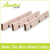 Abrir decorativo techo de rejilla celular para Supermercados / / Corredor