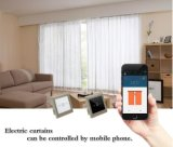 Esteuerter Zigbee intelligenter Hauptautomatisierungs-Systems-Vorhang-Schalter Telefon APP-