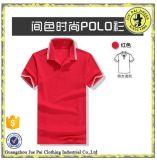 Commercio all'ingrosso uniforme della camicia di polo di disegno dell'ufficio delle 2017 donne su ordinazione