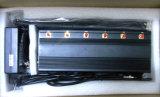 De krachtige 15W Stoorzender van het Signaal van Lojack 3G 4G Cellphone met 6 Antennes