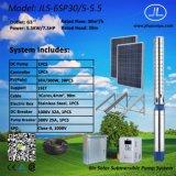 6inch het Systeem van de Pomp van gelijkstroom, de ZonnePomp van de Landbouw, Systeem het Met duikvermogen van de Pomp