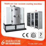 Máquina de la vacuometalización del negro de la máquina/de jet de capa del negro de jet del acero inoxidable PVD/del negro oscuro