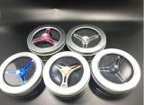 Slim Cintura Fidget Spinner Manos Spinner EDC Juguetes Tri-Spinner Fidget Juguetes Handspinner Dedo