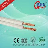 Câble mm2 électrique plat du fil de terre de câble 1.5