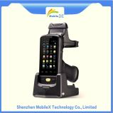 Schroffer Scanner Android OS-Bsrcode, industrielles Handterminal PDA, WiFi, GPS, LF-HF UHF RFID, 3G