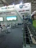 책상 또는 테이블 또는 인조벽판 장식적인 최신 접착제 목공 기계