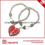 De nieuwe Armband van de Legering van het Hart van de Diamant van de Dames van de Gift van het Huwelijk van het Ontwerp