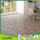 Hot Selling Walnut 100% Matériau de construction en vinyle PVC Interlock Floor