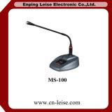 Sitzungs-Mikrofongooseneck-Mikrofon der gute QualitätsMs-100
