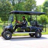 6 elettrici Seater fuori dal carrello di golf della strada