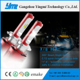 Resistente a los golpes LED blanco H7 Frente Foglight proyector Principal Faro