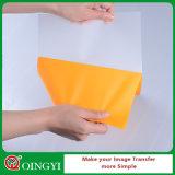 Película do vinil da transferência térmica do PVC de Qingyi grande