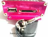 USB/FMの防水オートバイのラジオ