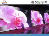 Módulo impermeable del LED que hace publicidad de la visualización