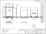 2.8 экран дюйма 240*320 MCU TFT LCD, St7789s, 35pin с экраном касания