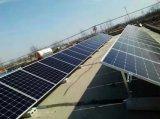 Modulo solare policristallino di categoria A della Cina con la pagina della lega di alluminio