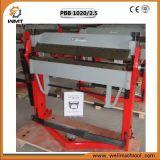 Máquina plegable manual de la venta caliente de Pbb 1020/2.5