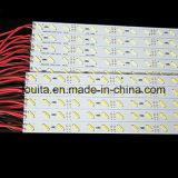 Tira rígida constante del voltaje SMD 7020 LED