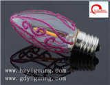 E14 220V/110V 3W C38 LEDの蝋燭の球根、TUV/UL/GS