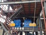 DH650 염화 황산염 또는 빙정석 건조한 롤러 쓰레기 압축 분쇄기