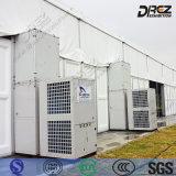 A extensão da longa vida canalizou o condicionador de ar do deserto para refrigerar da barraca do evento