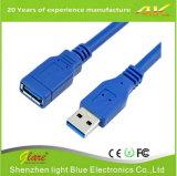 De super Kabel van de Uitbreiding van de Snelheid USB3.0