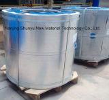 El acero PPGI de Aluzinc prepintó el fabricante galvanizado de la bobina de las hojas