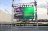 El panel ligero al aire libre de alta resolución de P5 LED con aluminio de fundición a presión a troquel de 640*640m m