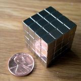Ímã permanente forte super do bloco do Neodymium de NdFeB do tamanho feito sob encomenda