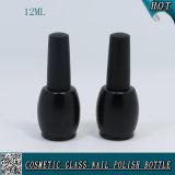 Botella de cristal de color mate personalizada 12ml