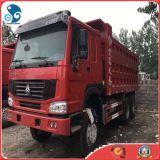 Caminhão de descarga usado 30ton da mineração de LHD 6*4 Sinotruck HOWO