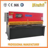 Eisen-hydraulische Stahlguillotine-scherende Maschine