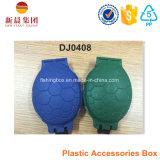 빨강/녹색 또는 파랑 플라스틱 거북 상자
