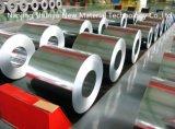 Bobina del galvanizado del espesor 0.13-1.2m m/rodillo de acero de acero galvanizados prepintados